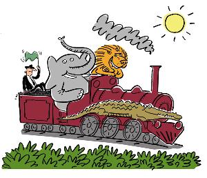 Working on the Rhodesia Railways